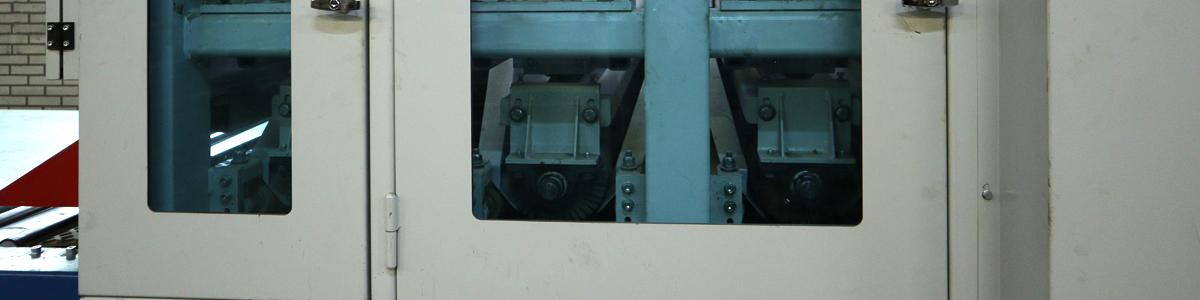 Borstel machine