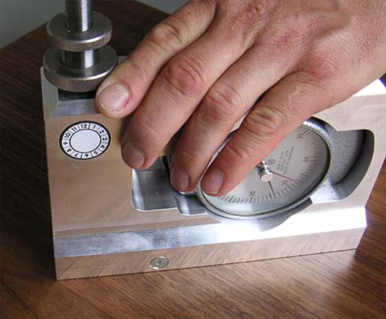 kwaliteit testen met coin tester