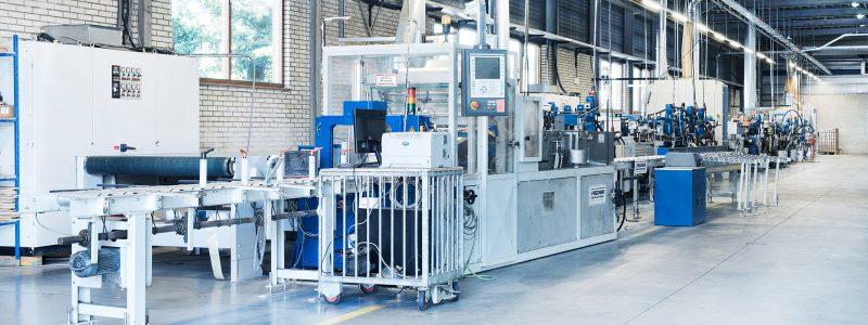 HW Finishing production line